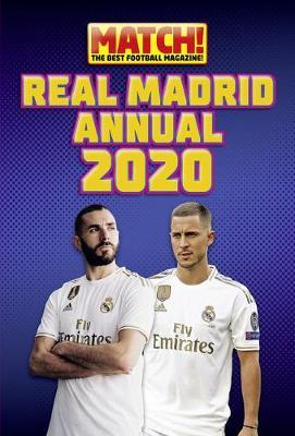 Match! Real Madrid Annual 2021 by Match! Magazine