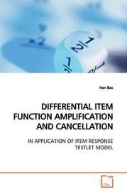 Differential Item Function Amplification and Cancellation by Han Bao image