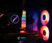 280mm Gigabyte AORUS LIQUID COOLER 280 AIO LED Liquid Cooler