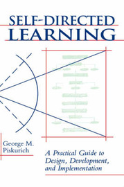 Self-Directed Learning by George M Piskurich image