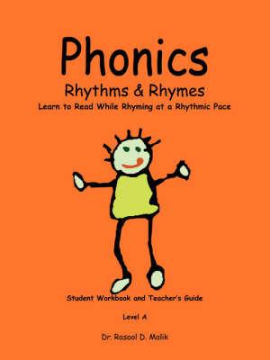 Phonics Rhythms and Rhymes a by Dr Rasool D. Malik image