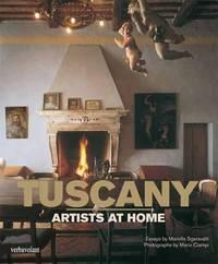 Tuscany Artists at Home by Mariella Sgaravatti