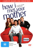 How I Met Your Mother - Season 1 (3 Disc Set) on DVD