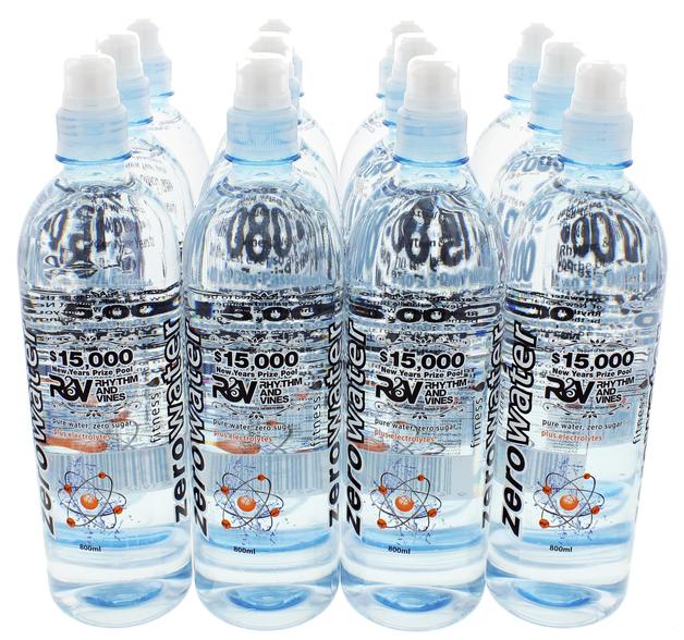Zero Water Fitness 12 x 800ml | at Mighty Ape NZ