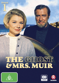 The Ghost & Mrs. Muir - The Complete First Season on DVD