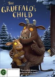 The Gruffalo's Child on DVD