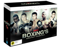 ESPN: Boxing's Greatest Champions on DVD