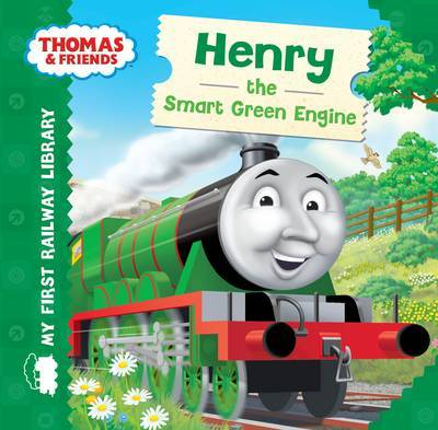 Thomas & Friends: My First Railway Library: Henry the Smart Green Engine image