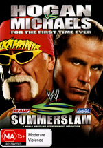 WWE - Summer Slam 2005 on DVD