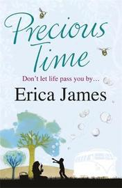 Precious Time by Erica James image