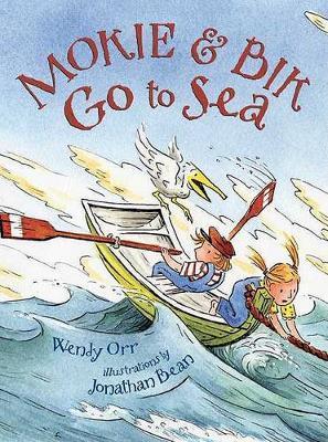 Mokie & Bik Go to Sea by Wendy Orr
