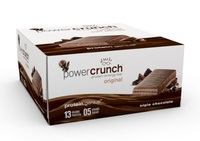 Power Crunch Protein Bars - Triple Chocolate (12x40g)