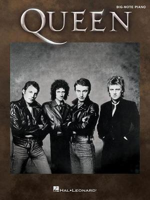 Queen For Big-Note Piano by Queen