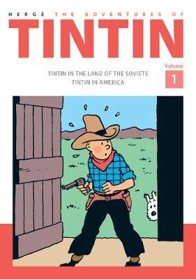 The Adventures of Tintin Volume 1 by Herge
