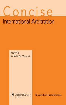 Concise International Arbitration image