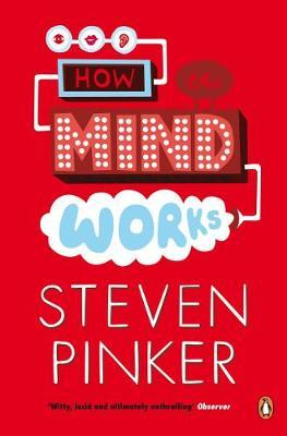 How the Mind Works by Steven Pinker image