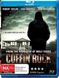Coffin Rock on Blu-ray