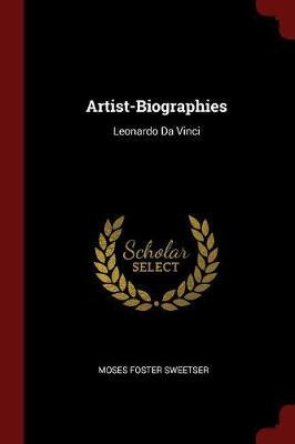 Artist-Biographies by Moses Foster Sweetser image