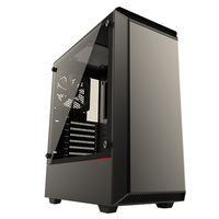 Phanteks Eclipse P300 Mid Tower Case with Tempered Glass - Black Edition