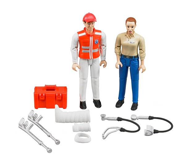 Bruder: Ambulance - Figure Set