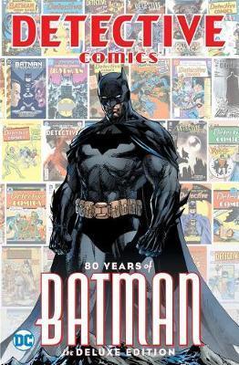 Detective Comics: 80 Years of Batman: Deluxe Edition image