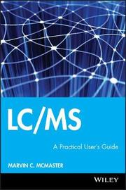 Lc/ms by Marvin C McMaster