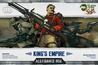 The Other Side: King's Empire Allegiance Box - Charles Edmonton