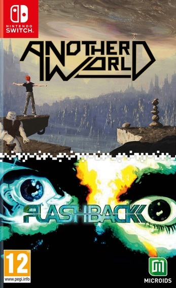 Another World & Flashback Compilation for Switch