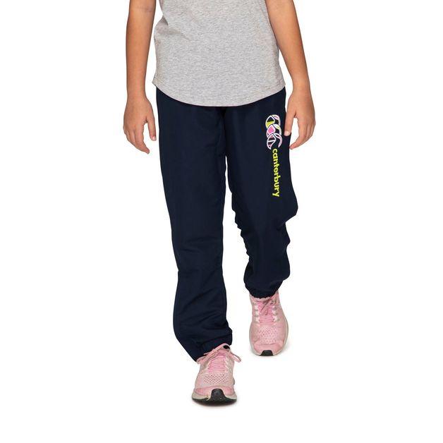 Canterbury: Girls Uglies Tapered Cuff Stadium Pant - Navy (Size 8)