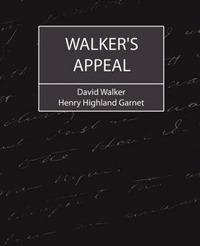 Walker's Appeal by David Walker image
