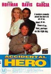 Accidental Hero on DVD
