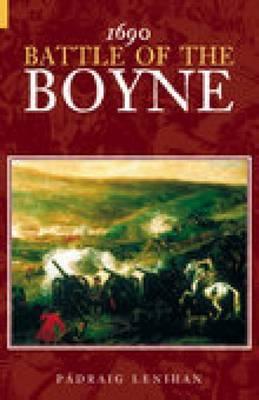 1690 Battle of the Boyne by Padraig Lenihan