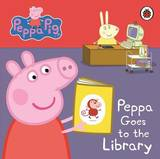 Peppa Goes to the Library: My First Storybook