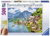 Ravensburger: Hallstatt, Austria - 500pc Puzzle