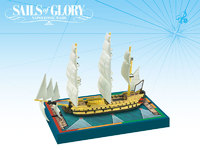 Sails of Glory - Duc de Duras 1765 / Dauphin 1766