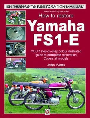 How to Restore Yamaha FS1-E by John Watts image