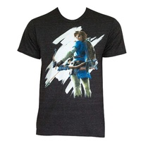 Legend of Zelda: BOTW - Triblend T-Shirt (XL)