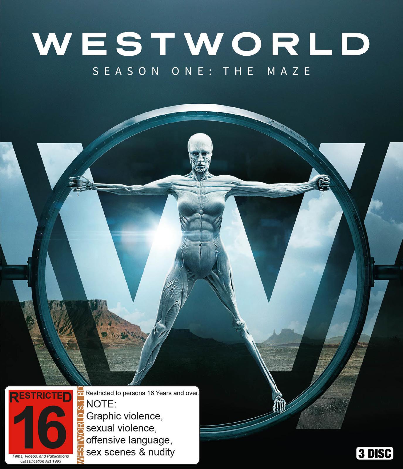 Westworld - Season One on Blu-ray image