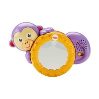 Fisher Price 1,2,3 Crawl Along Monkey
