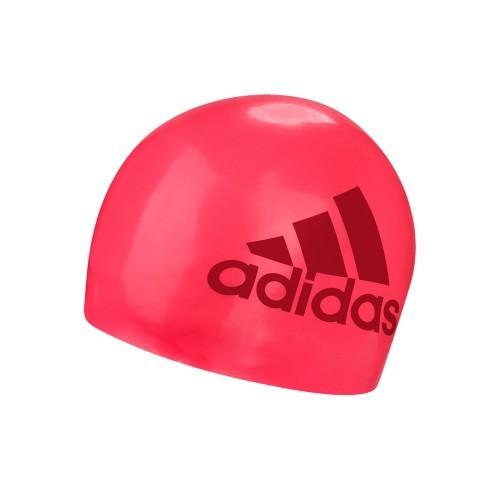 Adidas Swimcap Graphic Logo Coral/Red image