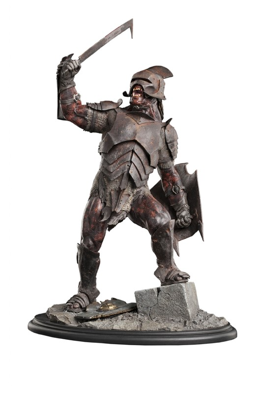 Uruk-Hai Warrior 1/6th Scale Figure | at Mighty Ape Australia