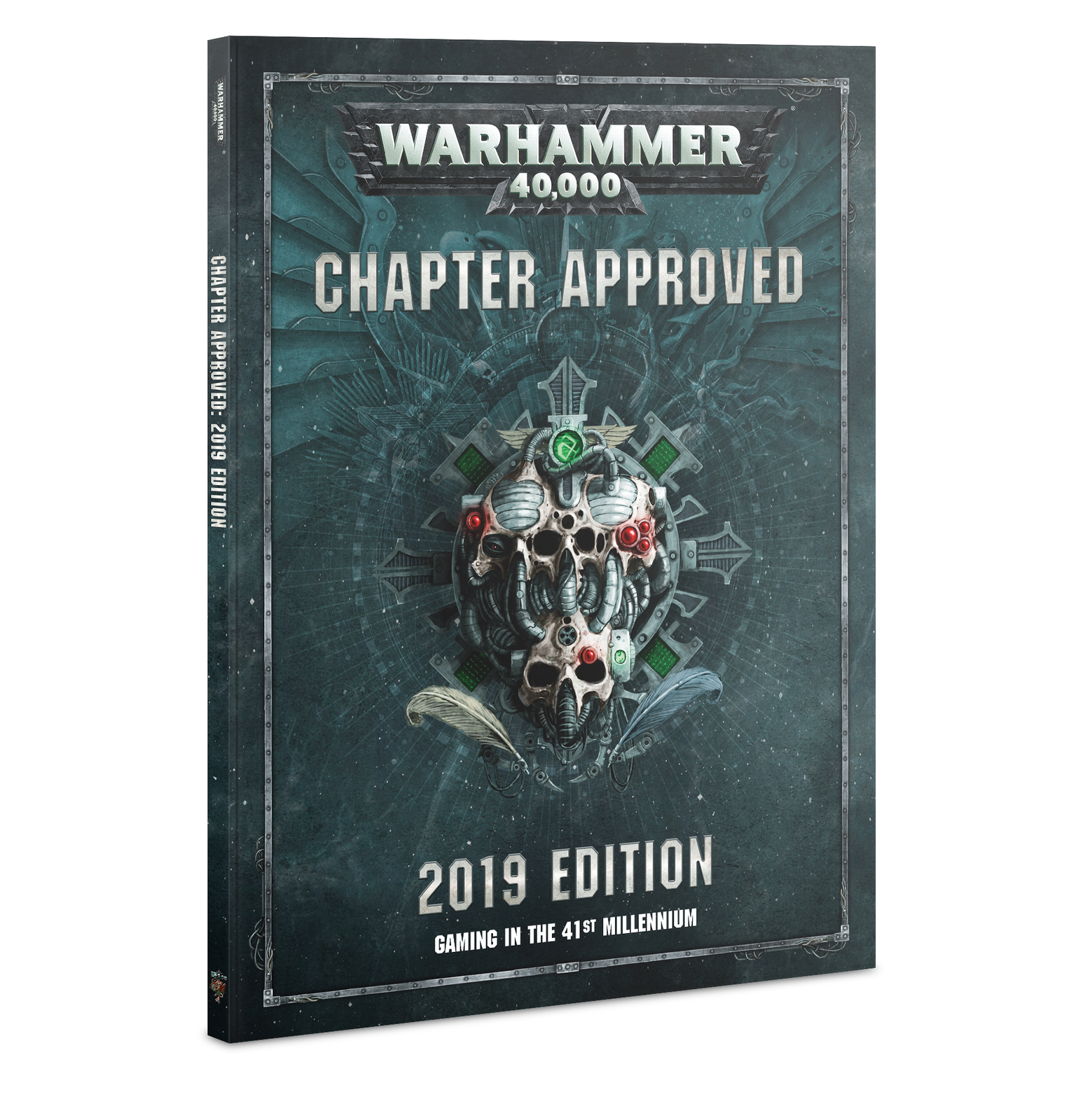 Warhammer 40,000: Chapter Approved 2019 image