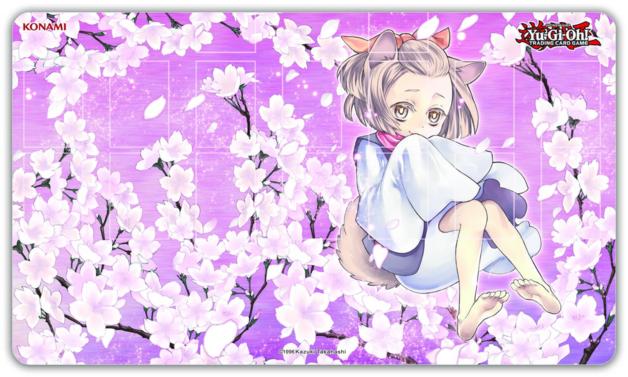 Yu-Gi-Oh! Ash Blossom Game Mat