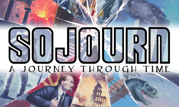 Sojourn - Card Game