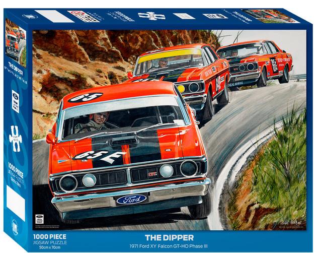 Impact Puzzle Ford Big Dipper Flacon XY GT-HO Puzzle 1,000 pieces