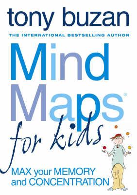 Mind Maps for Kids by Tony Buzan image