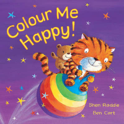 Colour Me Happy! by Shen Roddie image