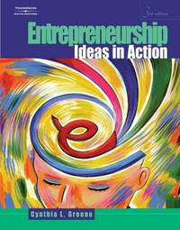 Entrepreneurship: Ideas in Action by Cynthia Greene image
