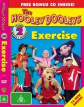 Hooley Dooleys, The - How 2 Exercise (DVD And CD) on DVD