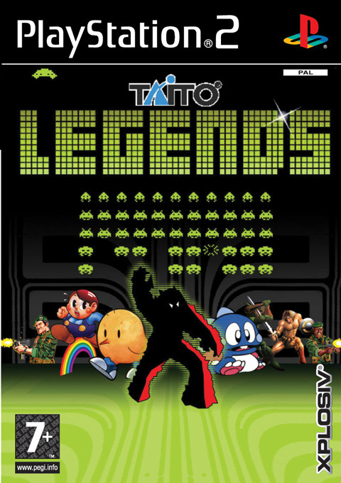 Taito Legends for PS2